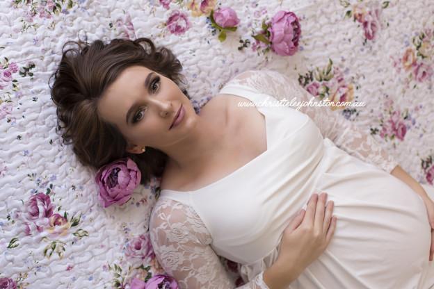Toowoomba photographer | Christie-Lee Johnston Photography | Maternity Photography