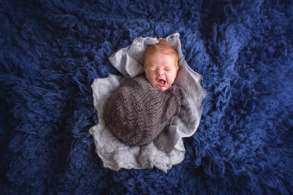 Hugo toowoomba newborn photographer