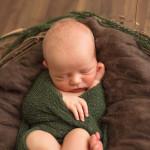 Parker – Toowoomba newborn photographer