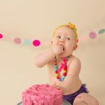 Ayva – Toowoomba cake smash photographer