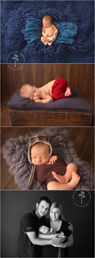 Toowoomba Newborn Photographer - Charlie