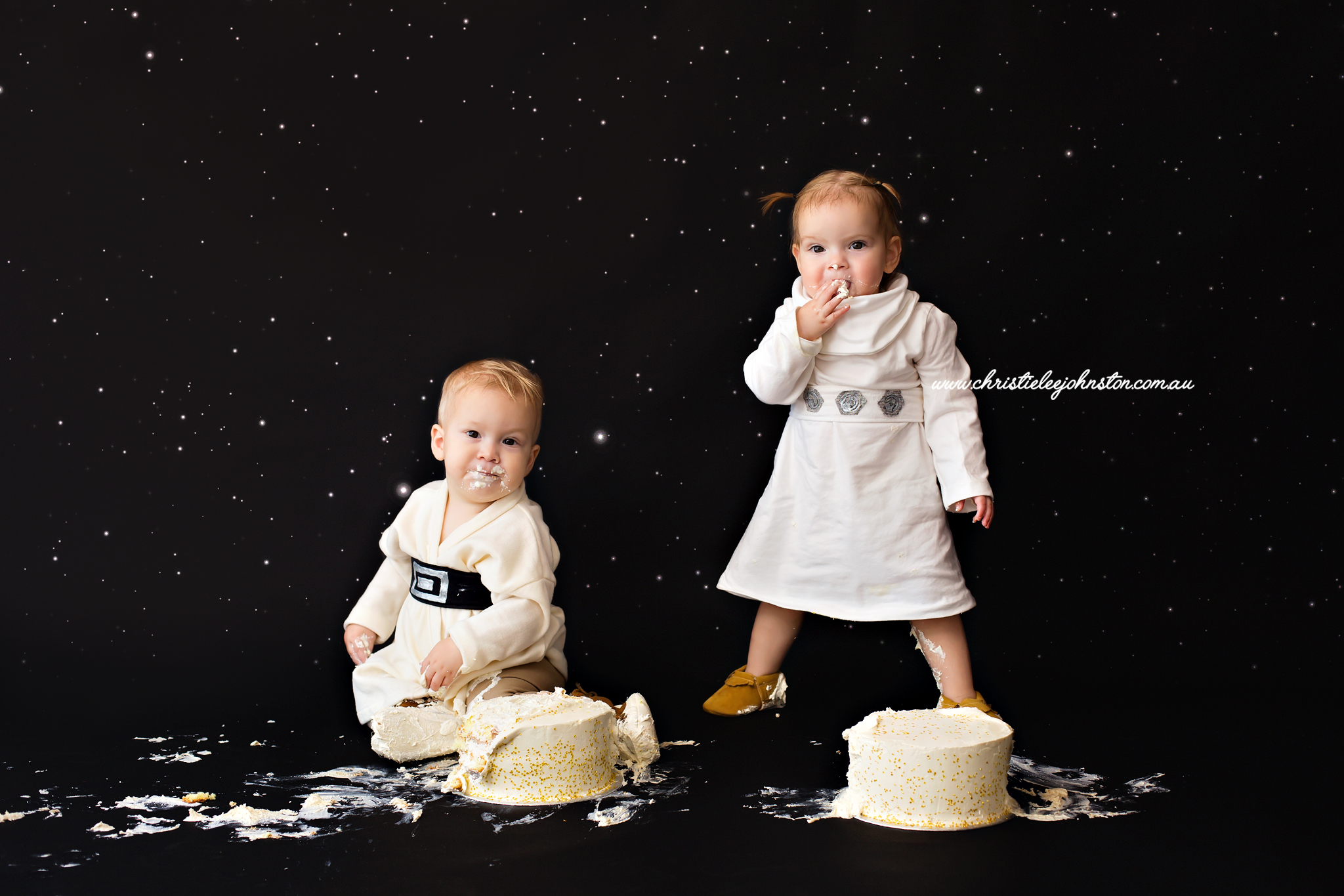 Toowoomba Cake Smash Photographer