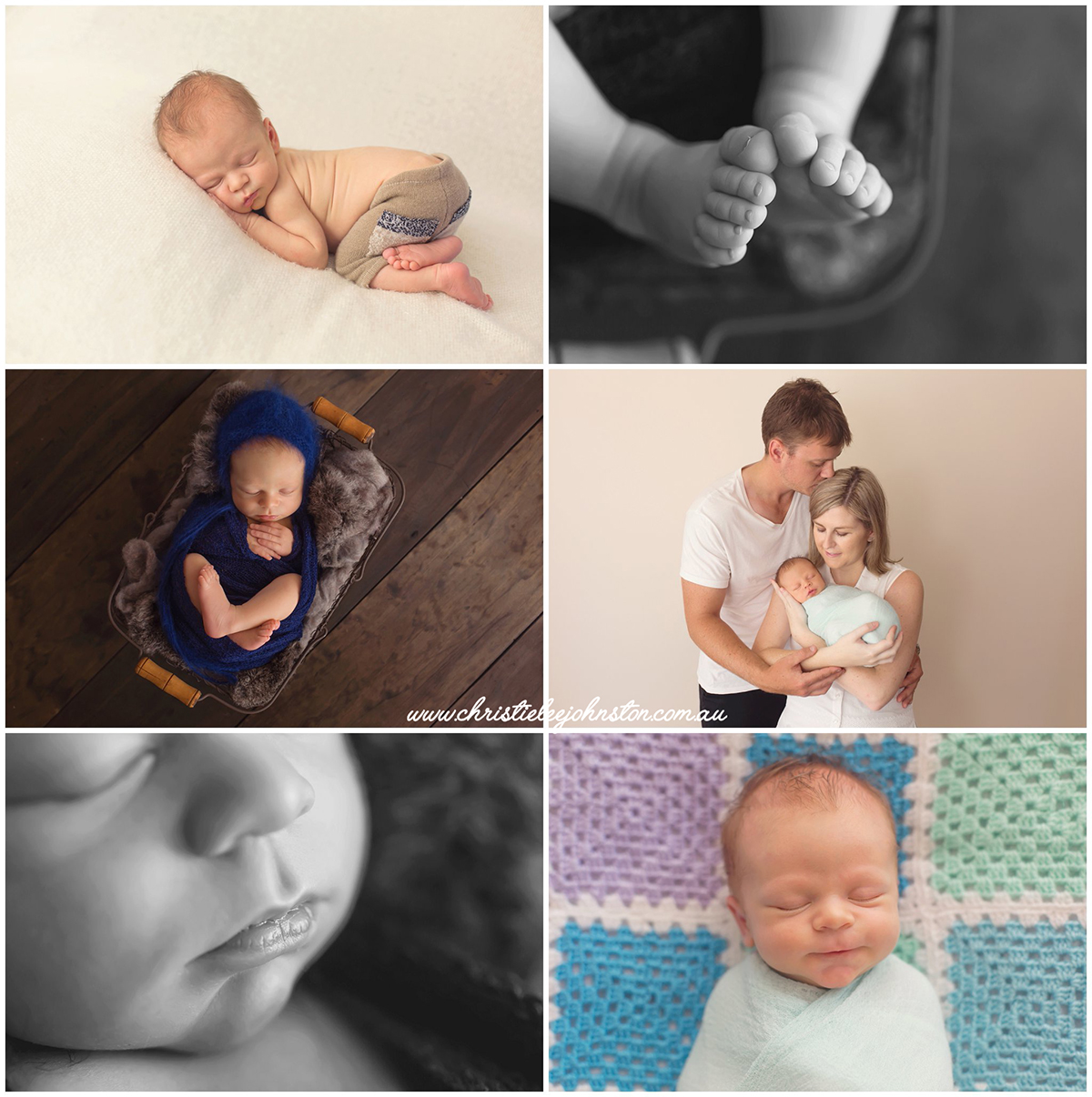 Toowoomba Newborn Photographer